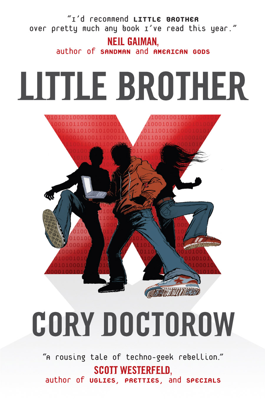 essay on little brother cory doctorow