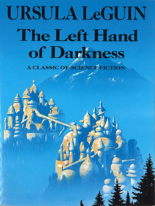the left hand of darkness summary